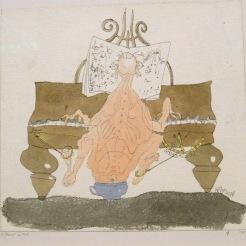 Le pianiste en détresse, 1909