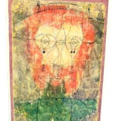L'homme aux larmes, 1923