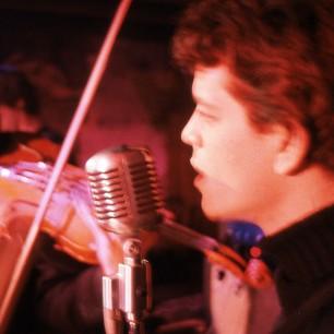 Lou Reed et John Cale au Café Bizarre, 1965 © Adam Ritchie