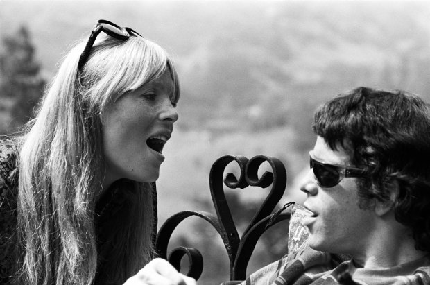 Nico, Lou Reed, The Velvet Underground at The Castle, 1965