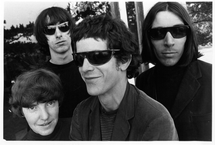1_Le Velvet Underground au Castle Los Angeles 1966 © Gerard Malanga