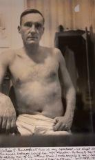 William Burroughs, 1953 © Allen Ginsberg