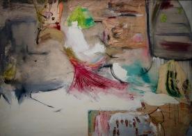 Julian Beck, Death by sea, 1958