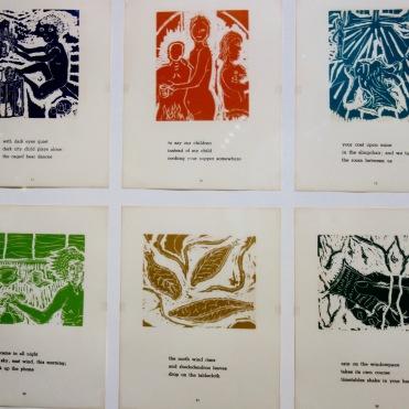 Diana di Prima, Haiku, Topanga, The Love Press, 1967