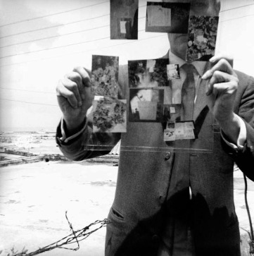 Self-Portrait III. Tangier, 1964