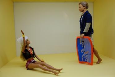Il me semble que c'est Blaine le surfeur !