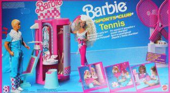 Le nécessaire pour pratiquer le tennis...
