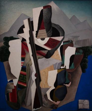 Diego Rivera. Paysage zapatiste, 1915