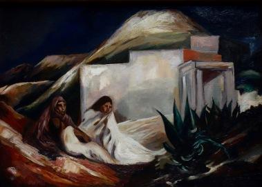 José Clemente Orozco. Collines mexicaines, 1930