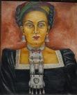 Maria Izquierdo, Autoportrait, 1946