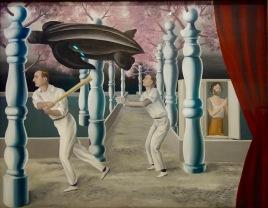 Le joueur secret, 1927