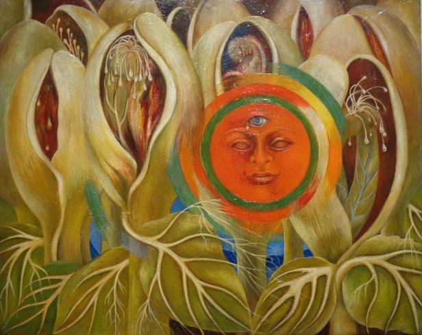 Frida Kahlo. Soleil et vie, 1947
