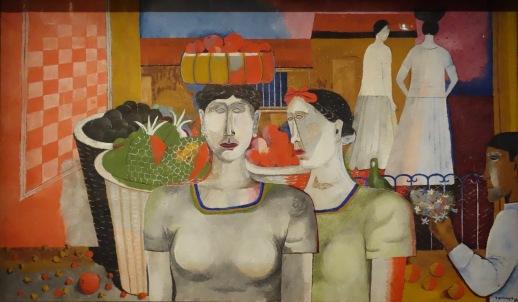 Rufino Tamayo. Femmes de Tehuantepec, 1939