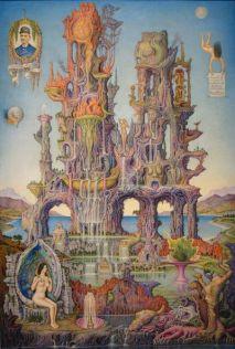 Juan O'Gorman, Projet de monument pour La Naissance de Vénus, 1976