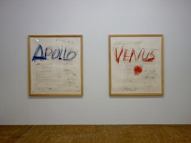 Apollo and the Artist, et Venus, 1975