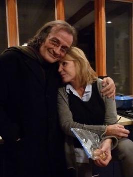 Patrick Dietsch et Julia Brigden
