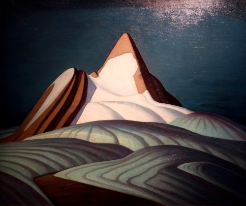Isolation Peak, Lawren Stewart Harris, 1929