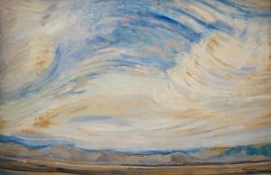 Emily Carr, Sky, 1936