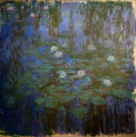Nymphéas, Monet, 1916-1919