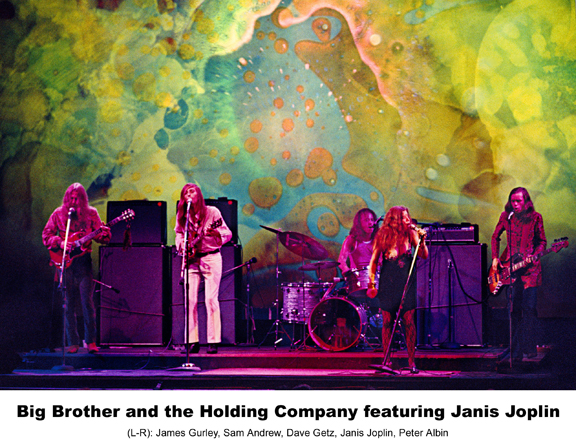 Janis Joplin au Carousel