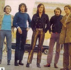 Martin Circus en 1969