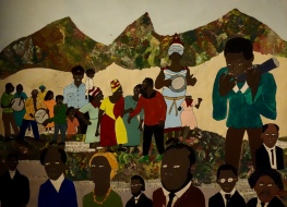 Kapo and the National Heroes, Evadney Cruickshank, 2000