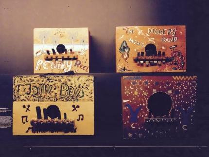 Série de rumba box