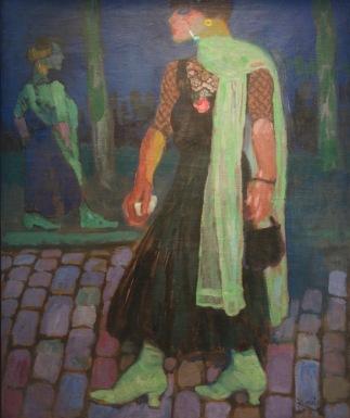 L'Archaïque, 1910