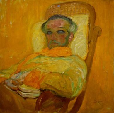 La gamme jaune, 1907