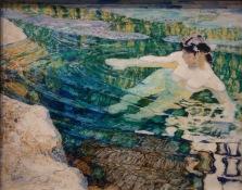 L'eau (La Baigneuse), 1910