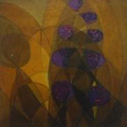 Amorpha, chromatique chaude, 1912