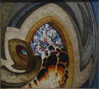 Contrastes gothiques, vers 1920