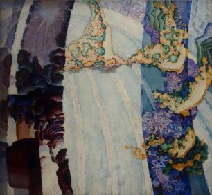 Printemps cosmique II, 1911-1920