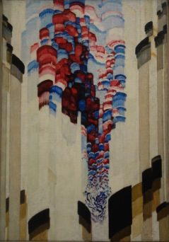 Jaillissement II, 1923