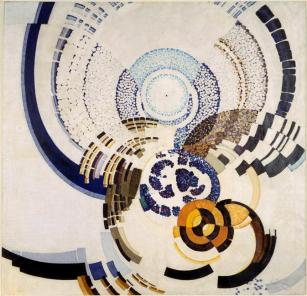 Autour d'un point, 1920-1930